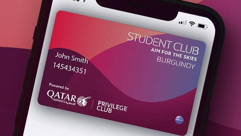 Student Club Qatar Airways