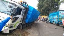 Sopir Truk Rem Blong Akibatkan 5 Orang Tewas di Simalungun Jadi Tersangka