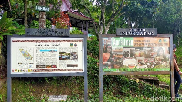 Sudah banyak wisatawan yang datang ke Taman Eden 100, bahkan turis yang berasal dari mancanegara. Mulai dari Singapura hingga Eropa sudah menjajakan kaki ke taman ini. (Elmy Tasya Khairally/detikTravel)