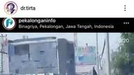 dr Tirta Soroti Viral Konvoi-Kerumunan Kampanye Pilkada Pekalongan