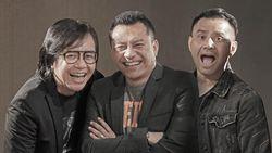 Impian Ari Lasso, Anang dan Judika Terwujud di Trio Lanjud
