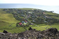 Adalah Tristan de Cunha namanya. Pulau ini masuk dalam Wilayah Luar Negeri Inggris di Atlantik Selatan yang hanya dihuni 254 warga. (Foto: Tristan de Cunha)