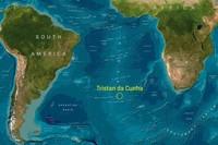 Tristan de Cunha adalah daerah yang terisolasi. Letaknya sekitar pertengahan lautan antara Afrika Selatan dan Argentina (Foto: Tristan de Cunha)