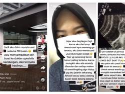 Viral Gara-gara 10 Bulan Telat Menstruasi, Wanita Ini Titip Pesan Penting