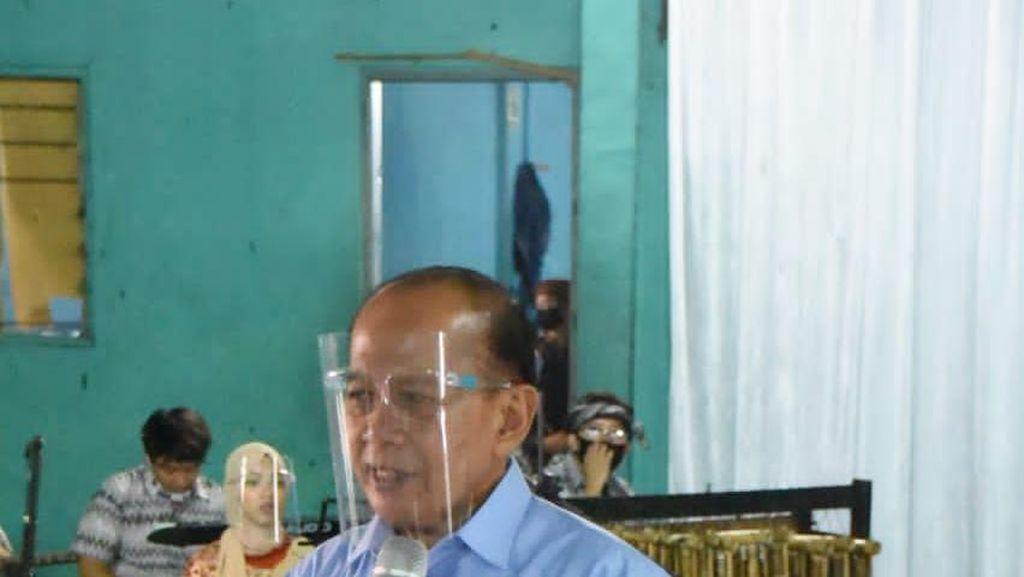 Wakil Ketua MPR ke Sanggar Angklung: Butuh Ketekunan dan Inovasi