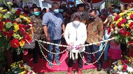 Risma Resmikan Taman Hutan Raya ke-10 di Surabaya
