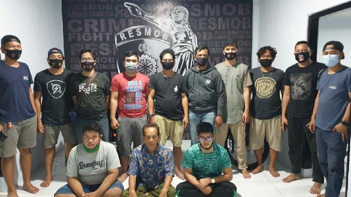 3 Pria di Pinrang Sulsel ditangkap usai cabuli siswi MTs (dok. Istimewa).