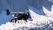 Foto: Akhir Tragis Vincent Reffet, Manusia Jet yang Tewas Saat Latihan