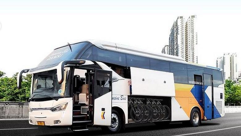 Bus gowes Damri
