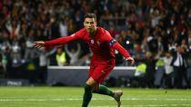 Negara Mana yang Gawangnya Paling Hobi Dijebol Cristiano Ronaldo?