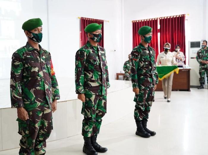 Serka Abusari karena dinilai solid memerangi narkoba bersama Polri. Sinergitasnya dengan kepolisian berbuah pengungkapan kasus narkoba.