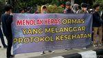 Bandung juga Tolak Kegiatan Ormas Pelanggar Protokol Kesehatan