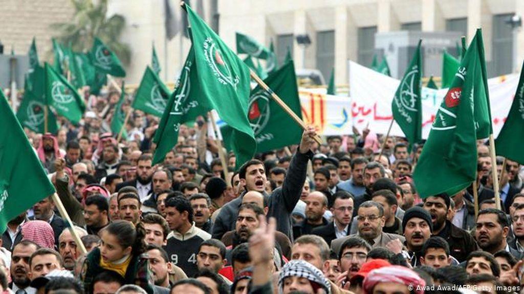 Arab Saudi Giatkan Kampanye Meredam Ikhwanul Muslimin