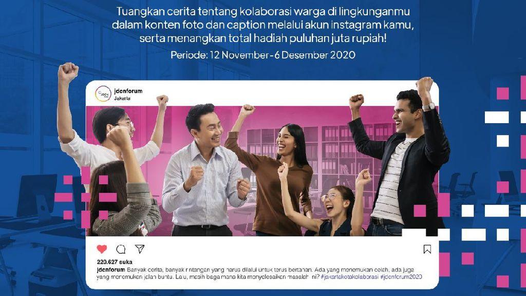 Lomba Foto Kolaborasi Warga JDCN Berhadiah Rp 15 Juta Diperpanjang!
