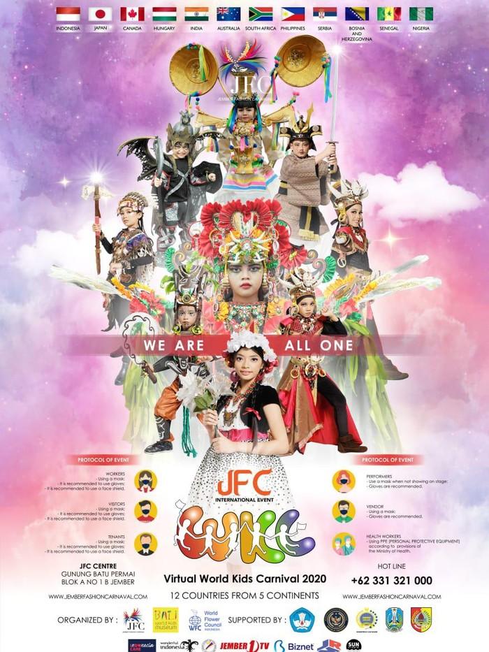 Jember Fashion Carnaval 2020