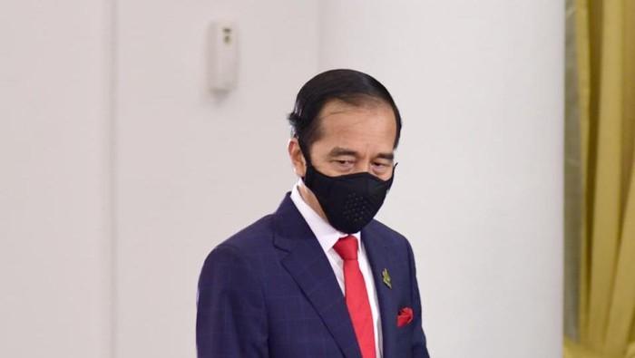 Jokowi Hadiri KTT APEC 2020 Secara Virtual dari Istana Bogor