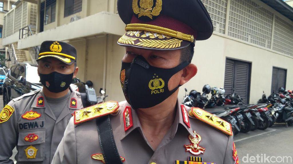 Jadi Kapolda Bali Baru, Irjen Putu Jayan Siap Tegakkan Prokes