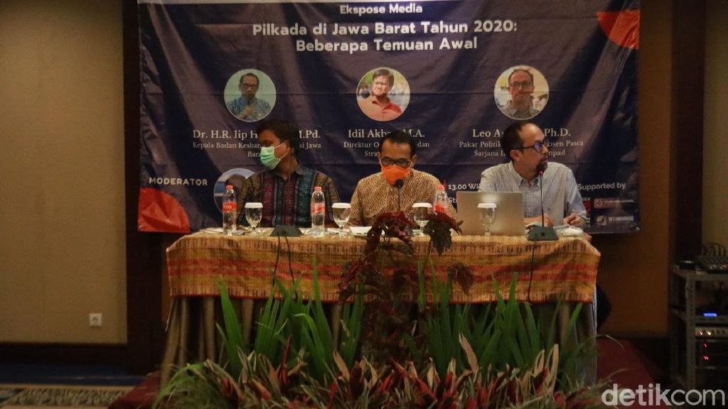 Kesbangpol Jabar Temukan Praktik Judi Pilkada di Pangandaran