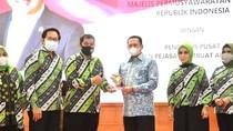 Ketua MPR MintaPPATBantu Permudah Pengurusan Akta Tanah