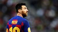 Capres Barcelona kepada Man City: Lupakan Messi, ya!