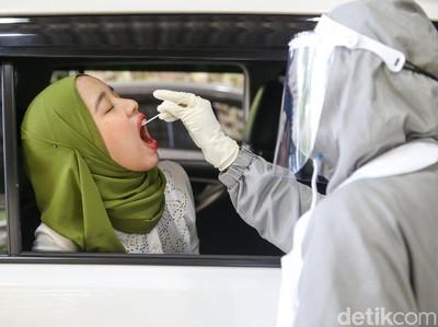 Aturan Tes PCR ke Bali Ditunda Sehari