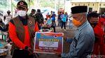 Kepala BNPB Kunjungi Lokasi Pengungsian Merapi di Boyolali