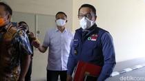 Ridwan Kamil Siap Tanggung Jawab Kerumunan HRS di Bogor