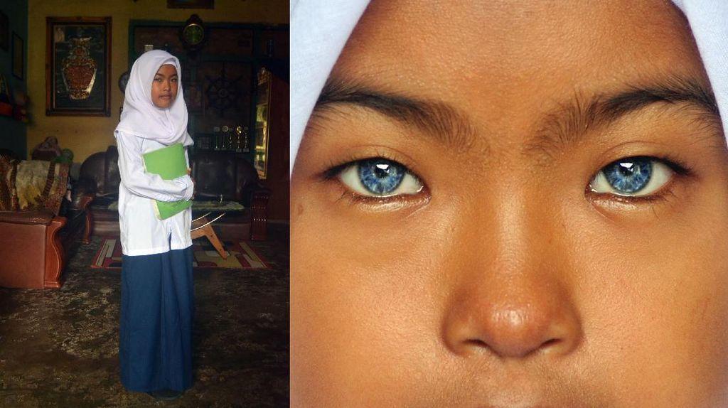 Mereka yang Bermata Biru Dari Minangkabau