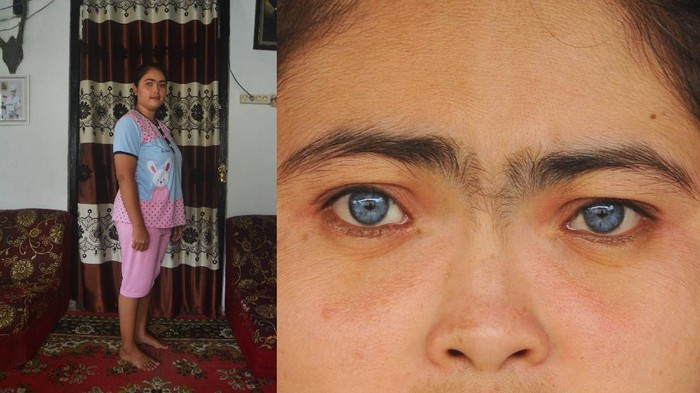 Suku Minangkabau memiliki sejumlah warga bermata biru yang sangat jarang dimiliki orang lain di Indonesia. Mata biru ini mereka dapat dari keturunan keluarga.