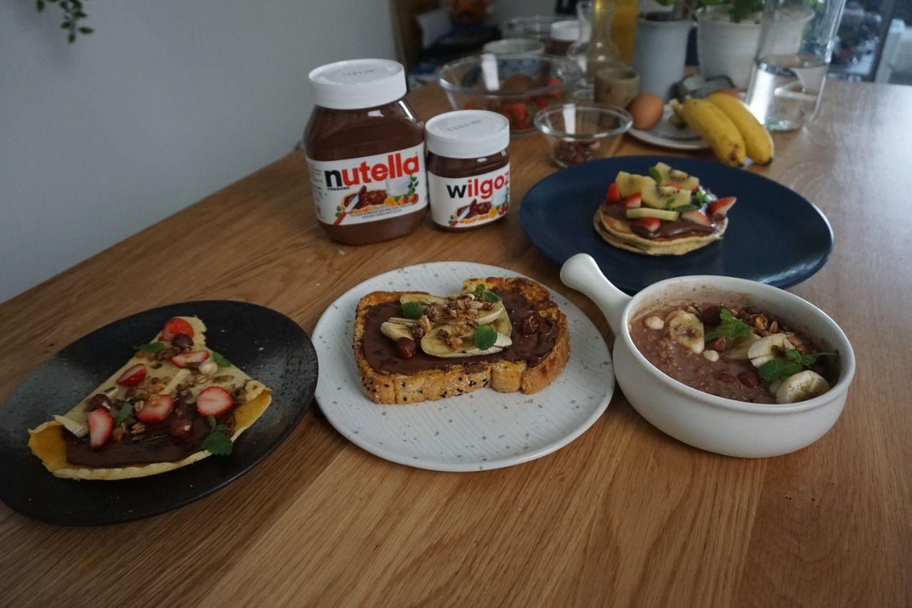 Resep Pancake Nutella ala Chef William Gozali