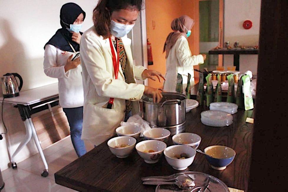 Pasta Jagung dan Ronde Kreasi Tim UKSW Juarai Kompetisi Inovasi Kuliner