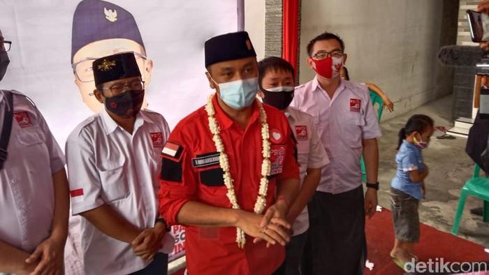Plt Ketua Umum Partai Solidaritas Indonesia (PSI), Giring Ganesha