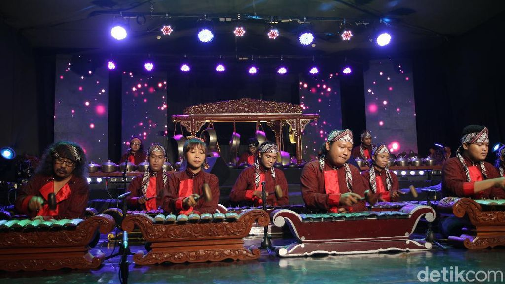Potret Gelaran Festival Gamelan Yogyakarta secara Daring