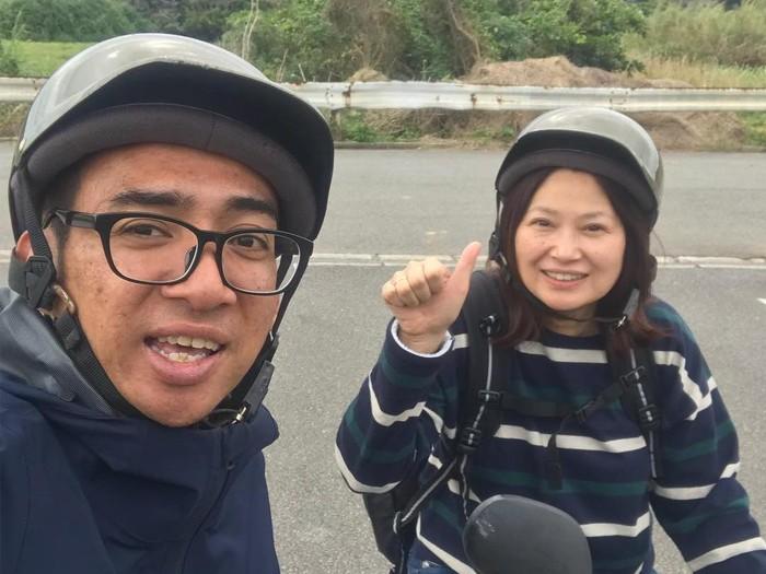 Refa Kashiki dan Hiromi Kashiki
