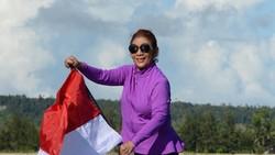 Akidi Tio Sumbang Rp 2 T untuk Tangani COVID-19, Susi Pudjiastuti: Respect!