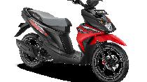 Tantang BeAT Street dan X-Ride, Suzuki Luncurkan Nex Crossover
