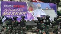 Beda Diksi Pangdam Jaya dengan Satpol PP DKI soal Dihalangi FPI