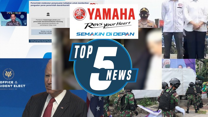Top 5 News Yamaha