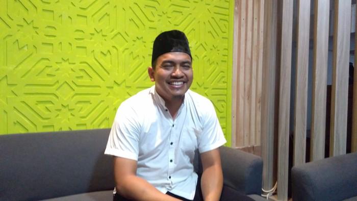 Wakil Sekretaris Umum FPI Aziz Yanuar