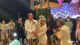 Mahar Emas, Berlian dan Uang di Pernikahan Anak Hetty Koes Endang