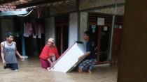 300 Rumah di Pandeglang Terendam Banjir, Warga Mengungsi