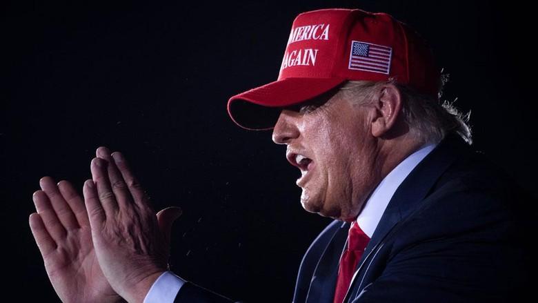 Trump Umfragewerte Juni 2021