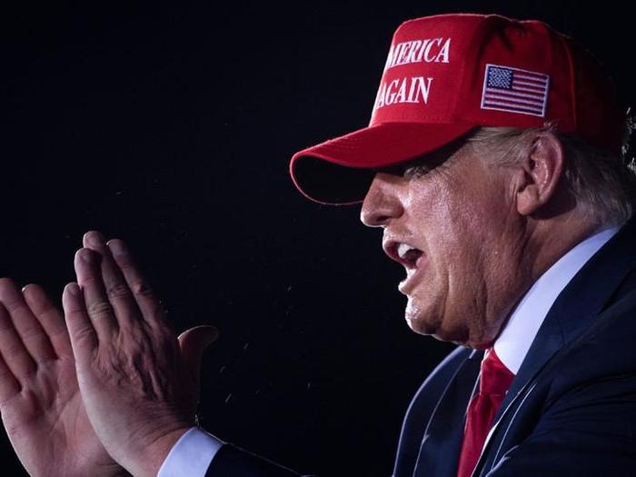 Dapatkah Donald Trump membalikkan hasil Pemilu Amerika Serikat?