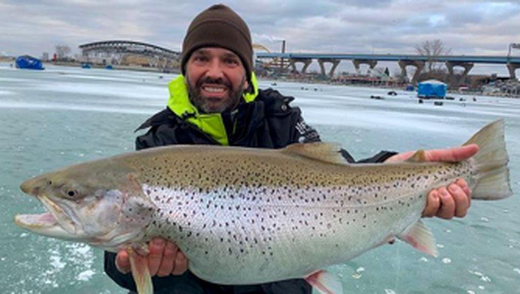 Donald Trump Jr. Hobi Mancing, Pamer Tangkapan Ikan Jumbo