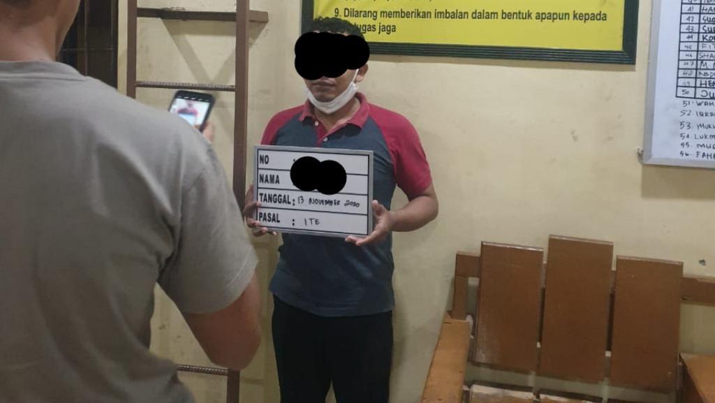 Buntut Panjang Eks Ketua FPI di Aceh Posting Polisi Siap Bunuh Rakyat