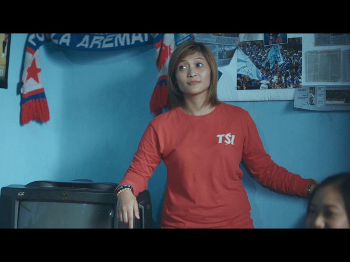 Film Darah Biru Arema 2