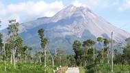 BPPTKG Pantau Gunung Merapi dari Udara, Bagaimana Hasilnya?