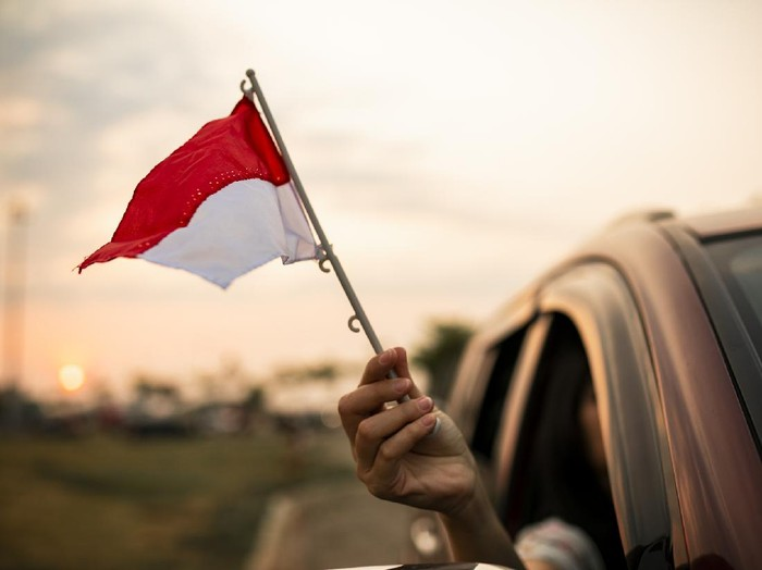 celebration of  Indonesia Independence Day every 17 august