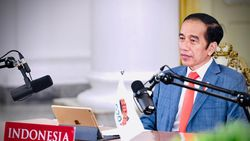 Video Jokowi Optimistis RI Dapat Kendalikan Pandemi Covid-19