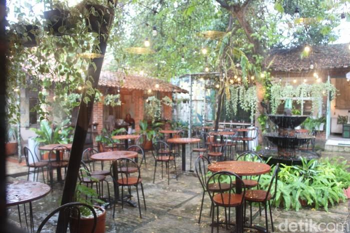 Nongkrong Seru Bisa di 5 Kafe Hits di Depok Ini